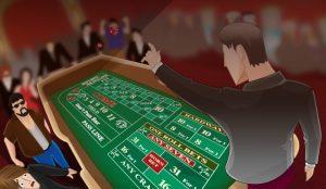 Craps Lay Bets: กลยุทธ์ Dark Sider - GClub Royal Online